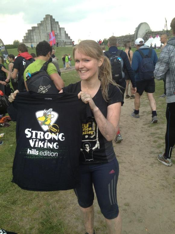 Strong Viking Shirt